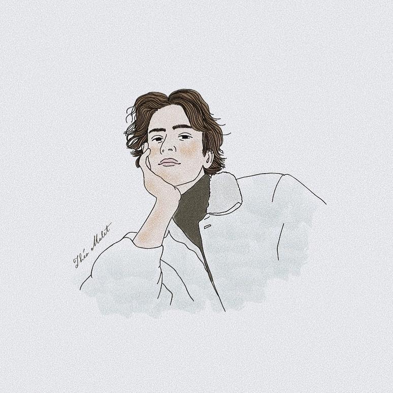 SNSのアイコンや似顔絵描きます 必ず目を惹く魅力的なイラスト描きます