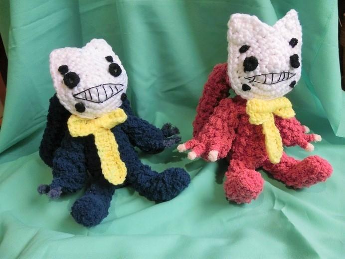 あなたのイメージを編みます 人形(編みぐるみ)とニットのオーダーメイド