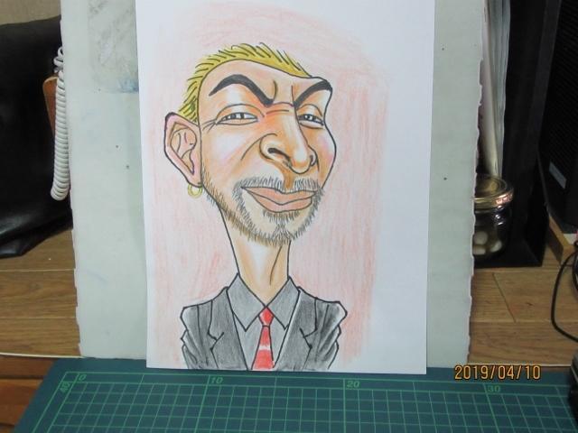 お子さんの似顔絵イラスト教室を開設しますます 誰でも簡単に描けるようになります イメージ1