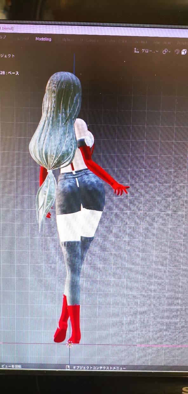 オリジナルフィギュアをモデリングします 3Dプリンター用ファイルについては御相談ください! イメージ1