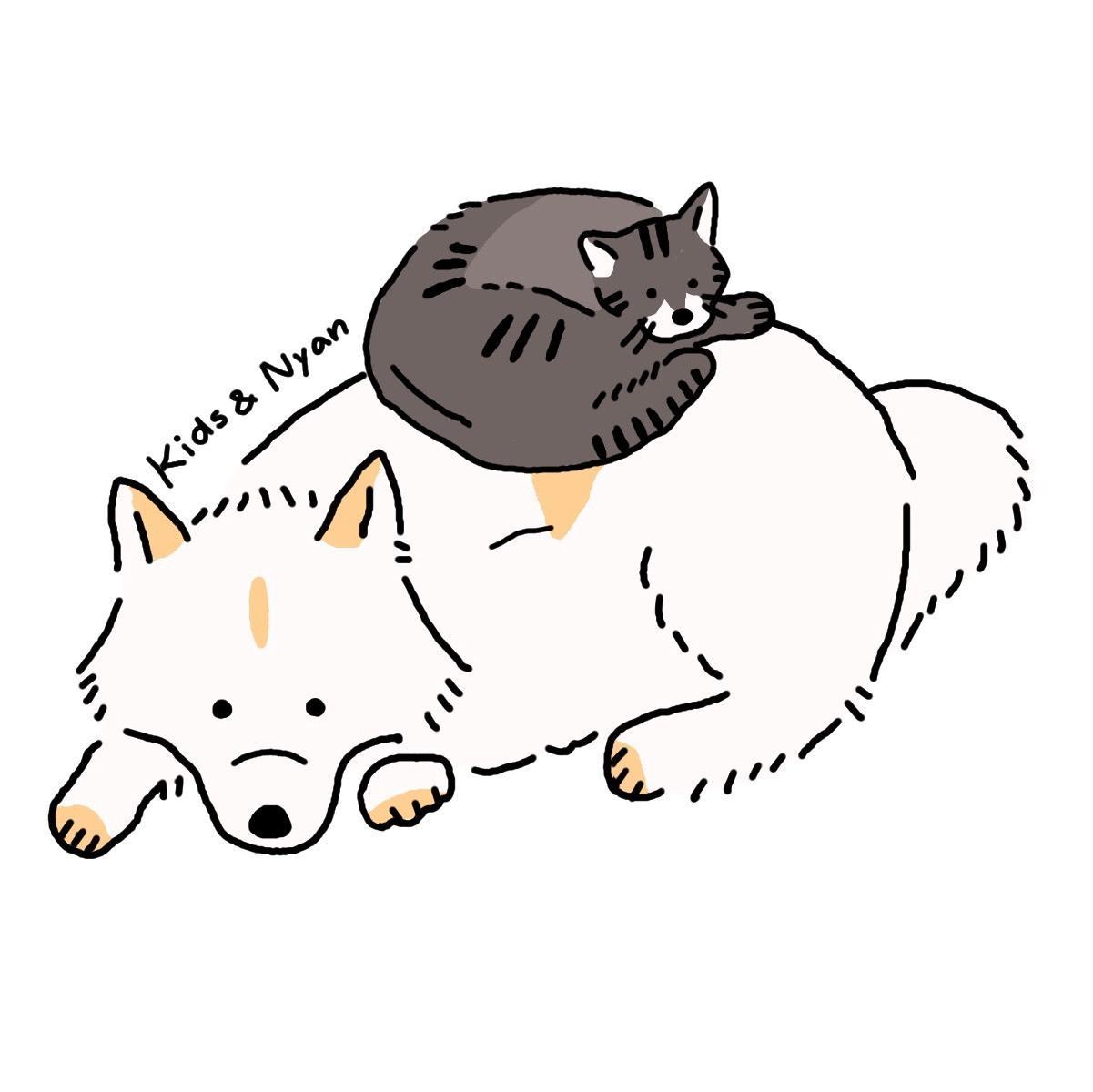 ペット・動物のイラストを描きます お写真をいただければどんな動物でもOKです!