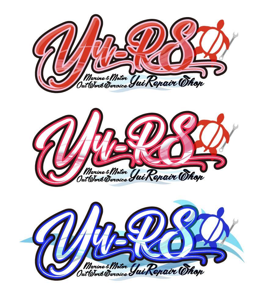 男子的ロゴデザイン作ります オートバイ関係を中心にロゴデザインをしています。