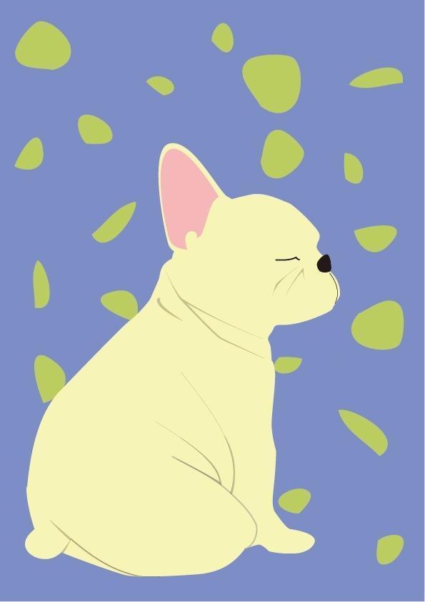 シンプルで一味違うオシャレな動物のイラスト描きます まだ実績がないため限定価格でご提供します! イメージ1