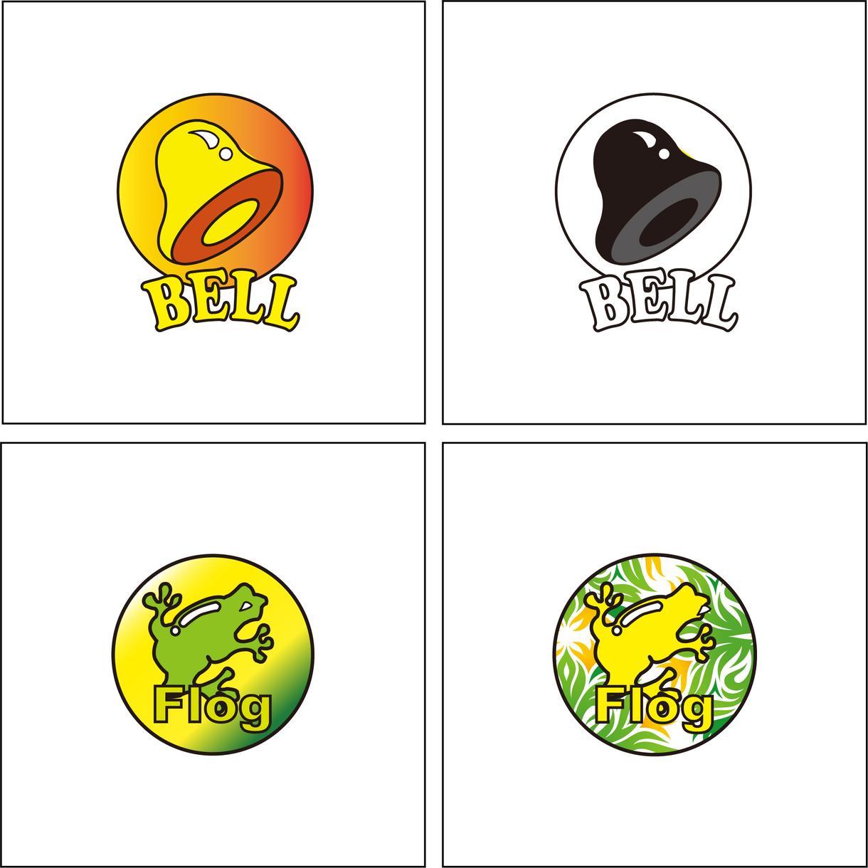 インパクトのあるロゴをデザインします お店・会社・団体のイメージをロゴとして形に!