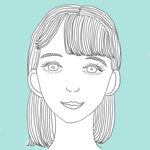 ご依頼者のリクエストを元にイラストを描きます SNS、ブログ、LINEのアイコン、プレゼントに!