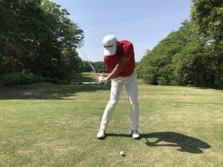 ゴルフ飛距離アップの方法教えます インパクトの前のためを意識している人必見です!