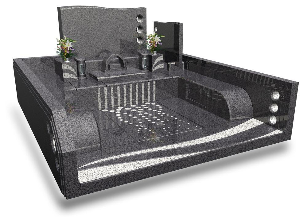 デザイナーズ墓石のカタログ・意匠使用権を販売します 自分らしい「デザイン墓石」をお考えの方必見・全24タイプ