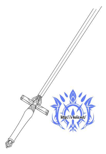 【個人使用歓迎!】武器デザインを致します!