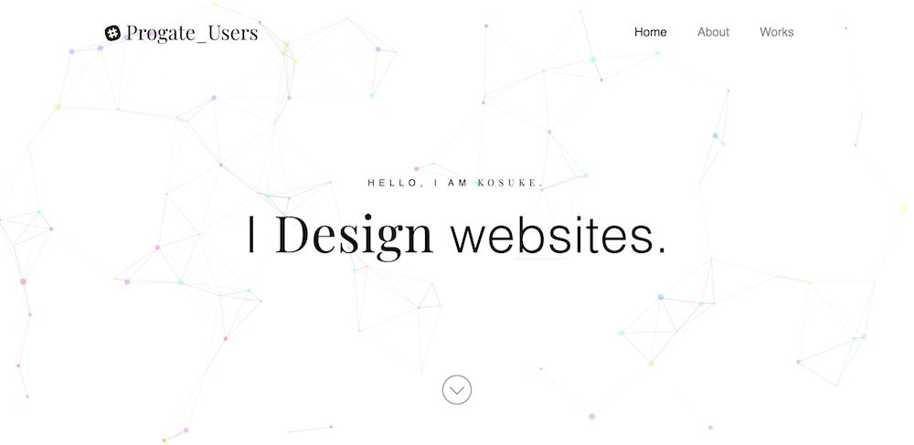シンプルで機能的なホームページを5万円で作成します シンプルかつ使いやすいスタンダードなHPをご希望の方へ