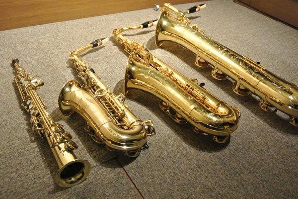 サックス録音(吹奏楽パート、アドリブ等)を致します SAX(ソプラニーノ、ソプラノ、アルト、テナー、バリトン)