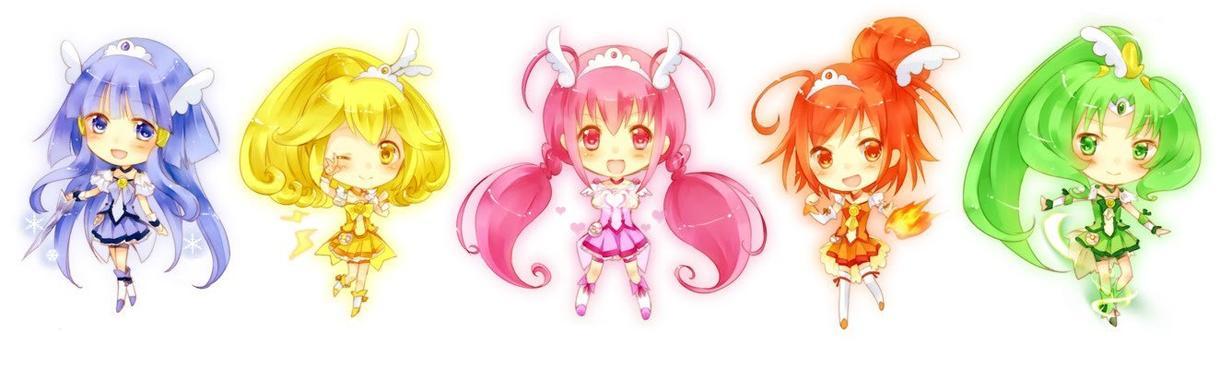 ミニキャラ描きます ご希望のキャラクターをかわいいタッチで制作します。