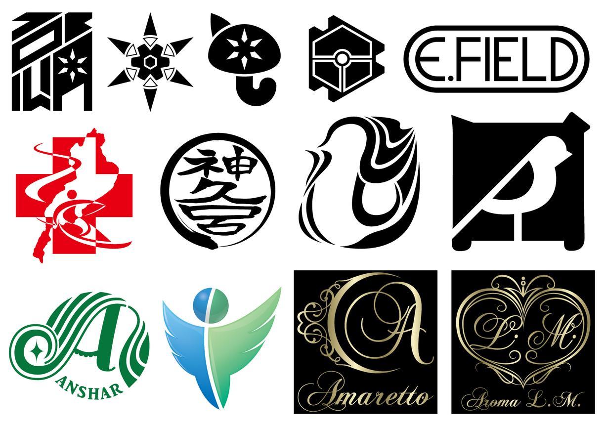 あなたのロゴをデザインします 修正回数無制限!ご満足いただけるまで頑張ります!