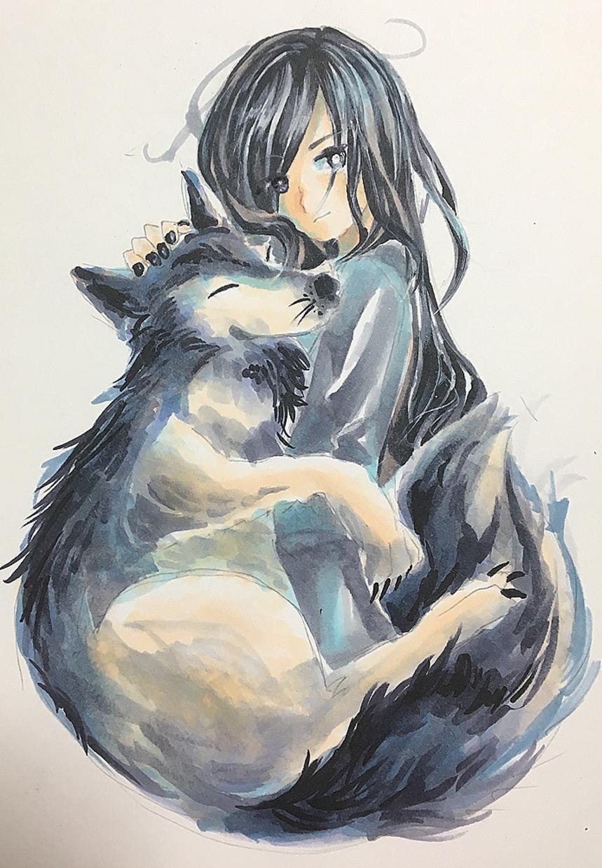 アイコン描きます SNSのアイコンに。動物、人物のどちらかお選びください