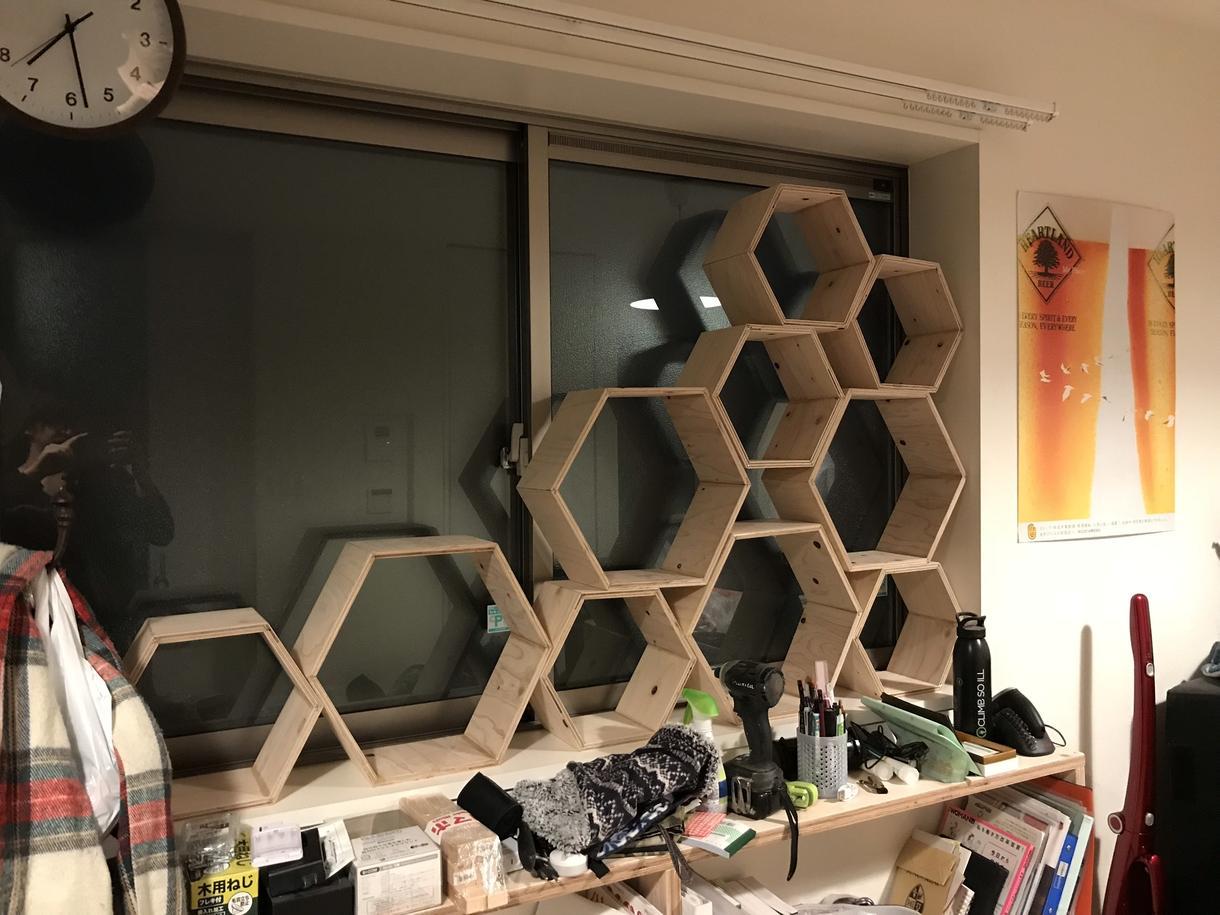 間取りにあった家具作りますます 家具同士のの隙間や間取りに合わせた家具作ります!