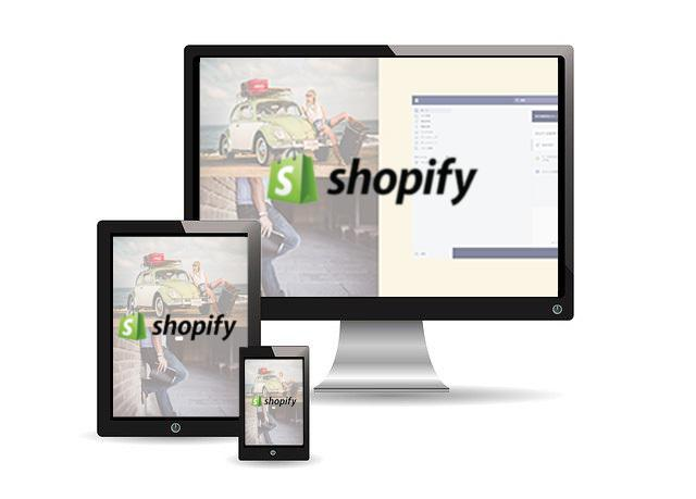 ShopifyによるECサイト制作をいたします UI・UXに拘ったレスポンシブECサイトの提供をいたします イメージ1