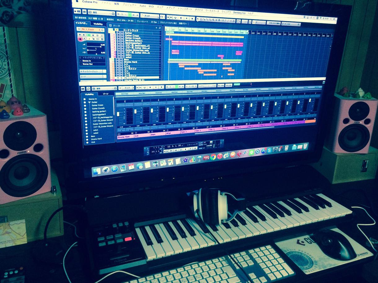 【作曲】BGM制作、ループ音源制作、タイトルコール、曲編集などなど!【オリジナルBGM】