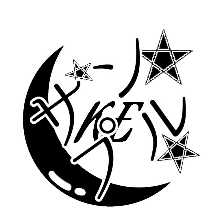 モノクロでシックなロゴ作ります 自分のイニシャルやチーム名でロゴを作ってみよう