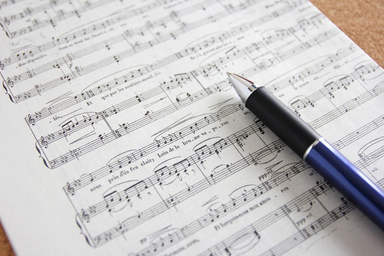 オリジナル楽曲の作曲・編曲をお手頃価格で承ります あなたの夢を楽曲提供でサポートいたします☆.。.:*・