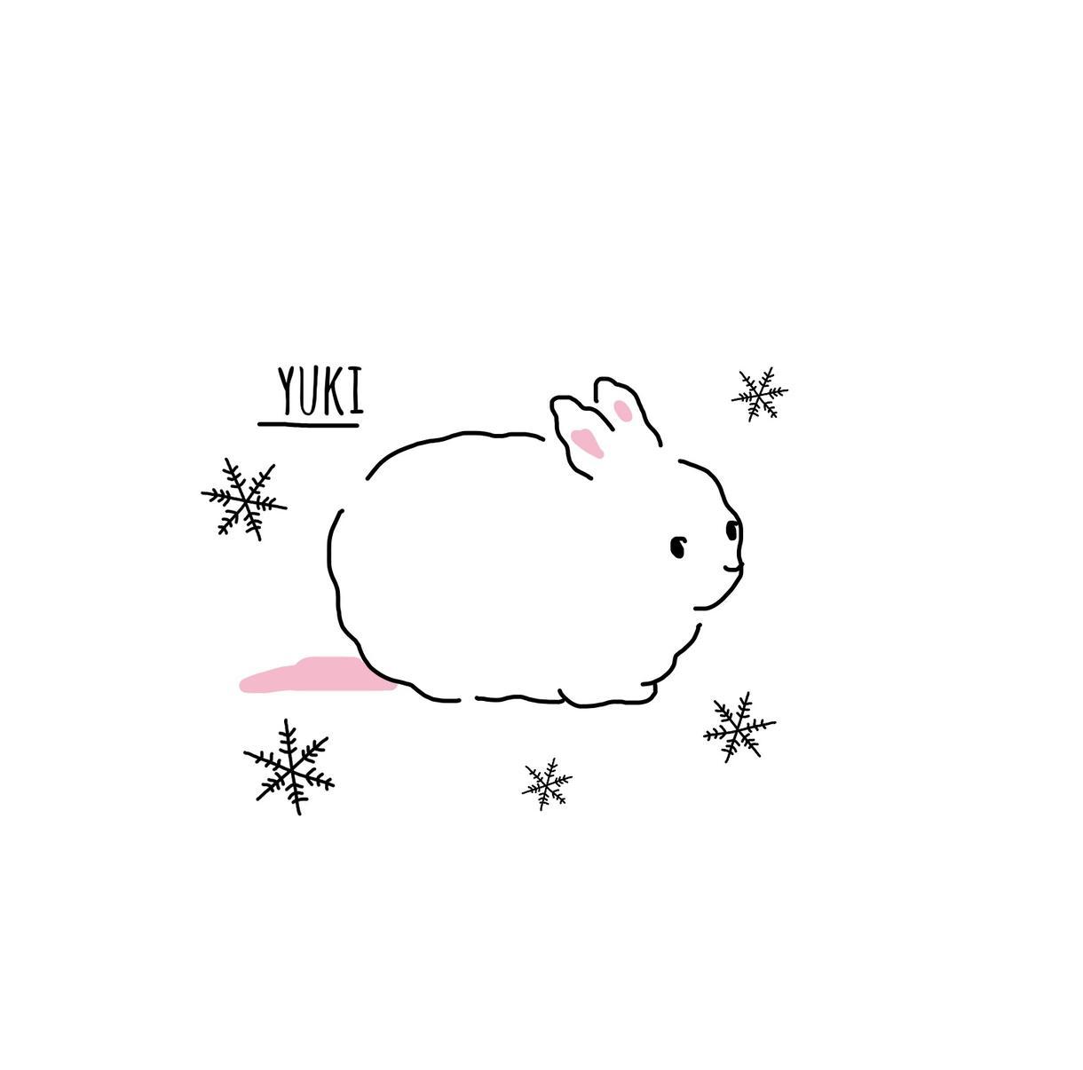 ペットちゃんや動物さんの絵を描きます ゆる〜いタッチとカラフルな色味で♬︎