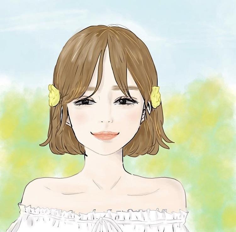 心を込めて似顔絵を描かせていただきます 結婚式のウェルカムボードから友人にあげるプレゼントとしても♡