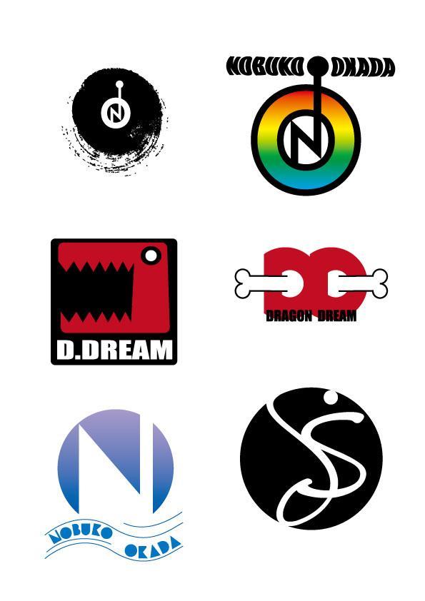 貴方だけののロゴを作成します 自分のブランドロゴでおしゃれに
