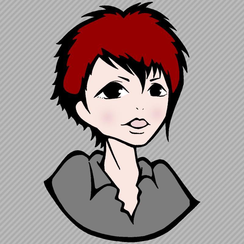カワイイ似顔絵描きます 写真を頂ければご自身だけでなくアイドル等の似顔絵も可能です