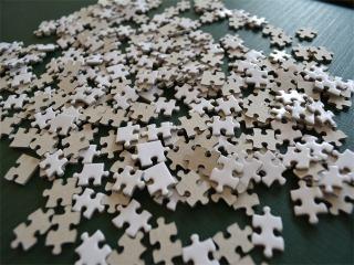 ジグソーパズルの作成代行いたします パズルを作る時間や場所がない!という方 1ピース=1円