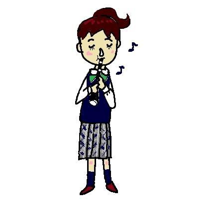 小さい可愛いイラスト描きます お誕生日カードや卒業文集の挿絵などに