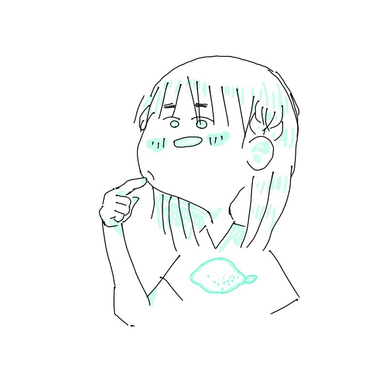 クセ強めの似顔絵を描きます クセになってじわじわくる、そんな絶妙なやつ。 イメージ1