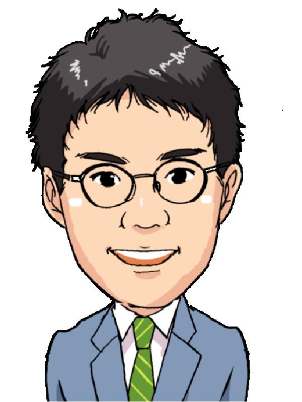 AI納品・レイヤー分け納品可能!似顔絵作成します ビジネス名刺やアイコンに最適な似顔絵を作成します! イメージ1