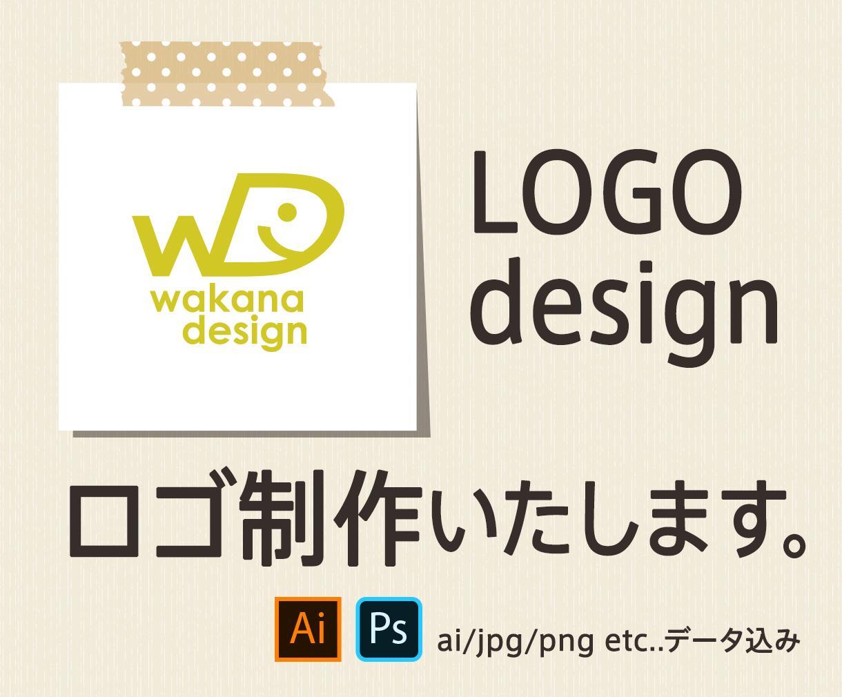 幅広くロゴを手掛けたプロがデザインします センスのいいオンリーワンのロゴをお届けします。 イメージ1