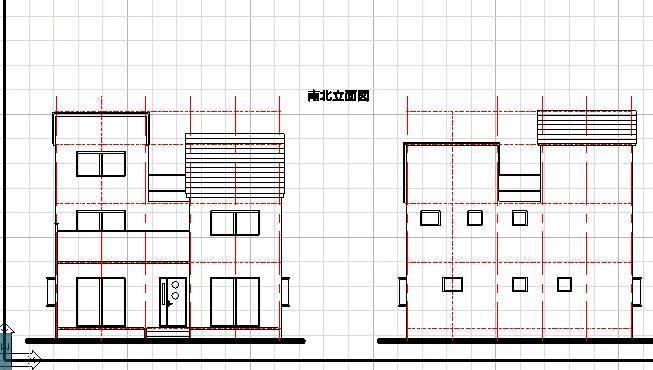 建築CAD&3DCG作成します 建築図面と3DCG作成請負します