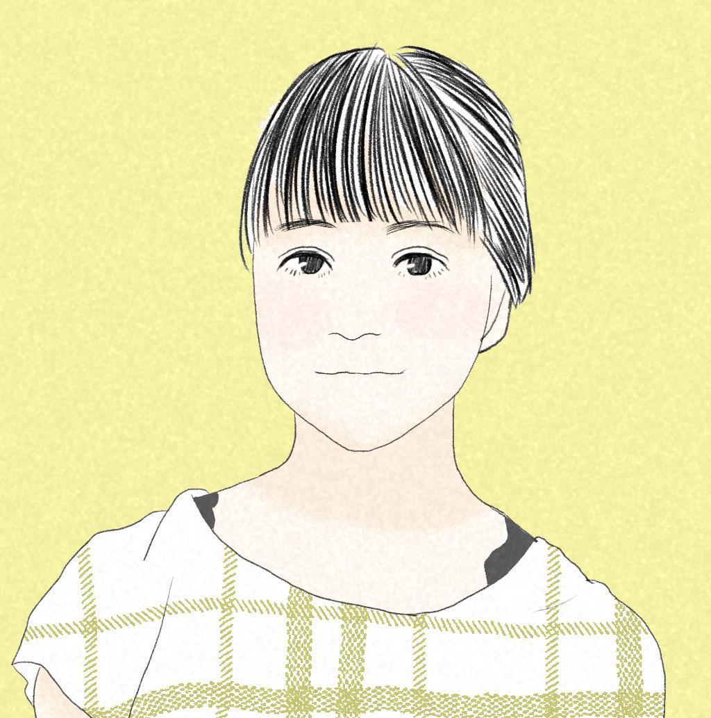 お写真を元に温かみのある似顔絵描きます ご自身のアイコンやご友人へのプレゼントなどに! イメージ1