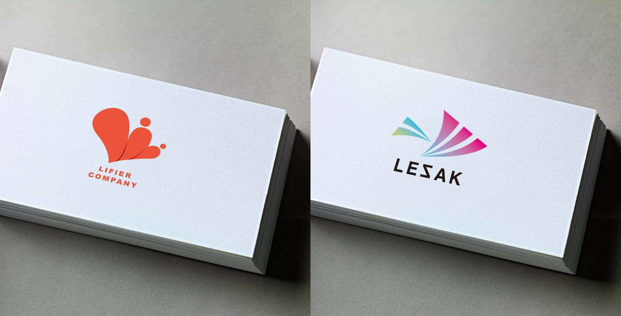 開店、企業等に伴うロゴをデザインします お客様の想いを込めたシンプルなデザインを。