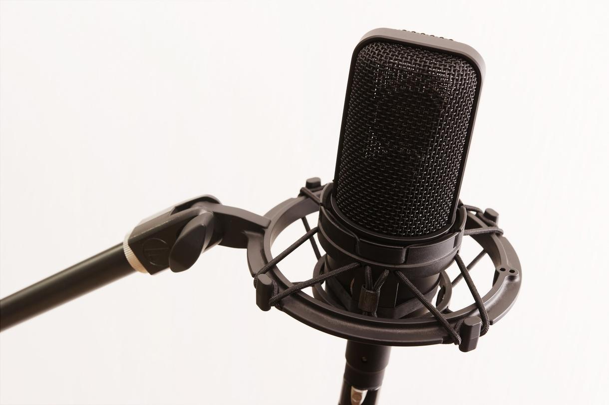 声を使った作品のお手伝いします ドラマCDやナレーション、同人ゲームなどなど! イメージ1