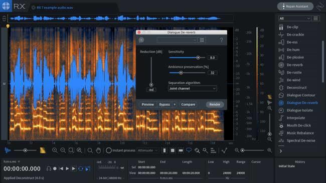 ボーカル、ナレーションのノイズ除去します 収録音声をプロのクオリティで整音!! イメージ1