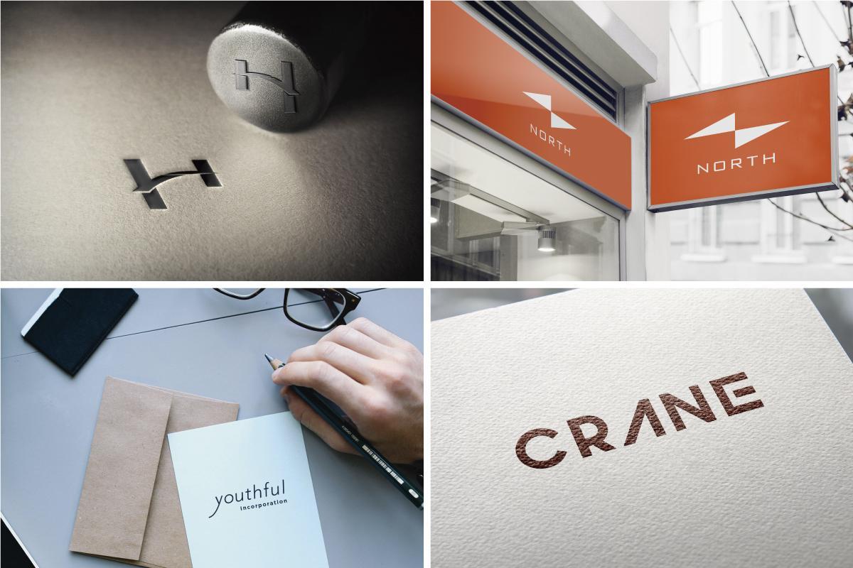 プロのデザイナーがクオリティの高いロゴを作成します 起業開業された方へ。あなたの想いを丁寧にヒアリングし作成!
