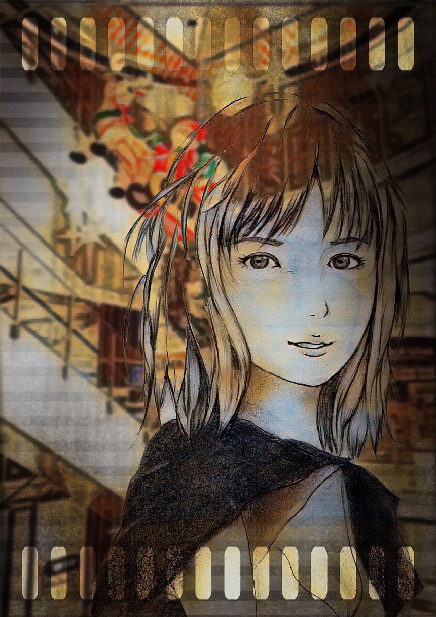 2.5次元をテーマにしたイラストを描きます 記念品や思い出、観光アピールにもどうぞ!(別途料金なし)