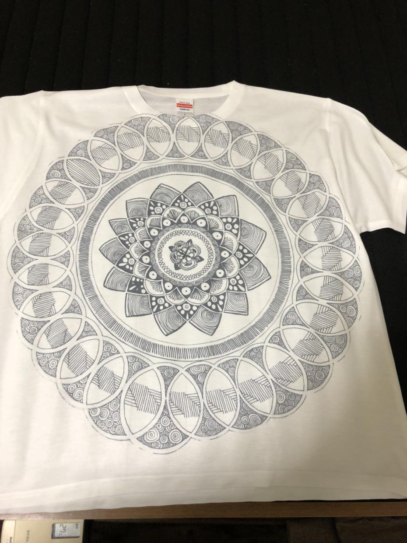 オリジナル曼荼羅描きます ロゴやタトゥー、名刺などへのプリントに