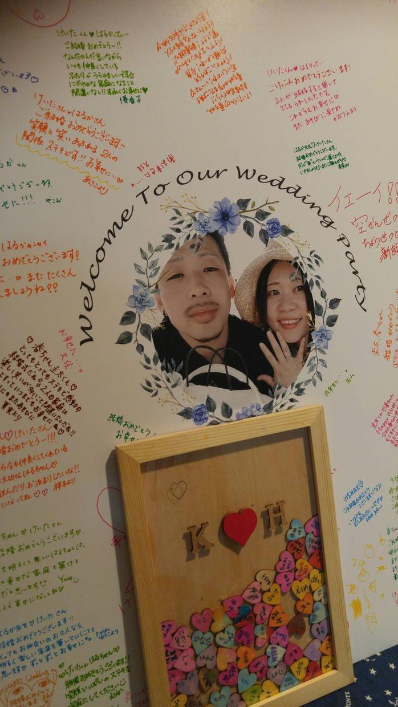 結婚式・2次会・イベントの幹事に提案します 誰もが知ってるFacebookやインスタの画面で記念撮影!