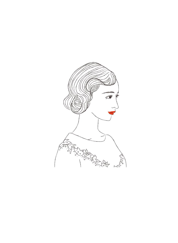 ウェディングアイテムなどにも◎イラスト描きます お写真をもとにご希望のイラストを作成します