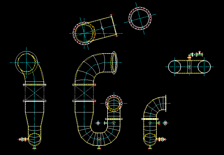 CADのトレース/作図出来ます AutoCADを使用したトレース作業 イメージ1