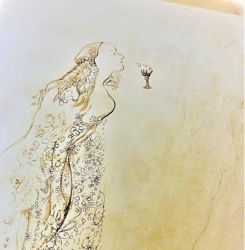 天使・妖精・女神のイラストお届けします あなたの内側に宿る女神のかがやきを知る。 イメージ1