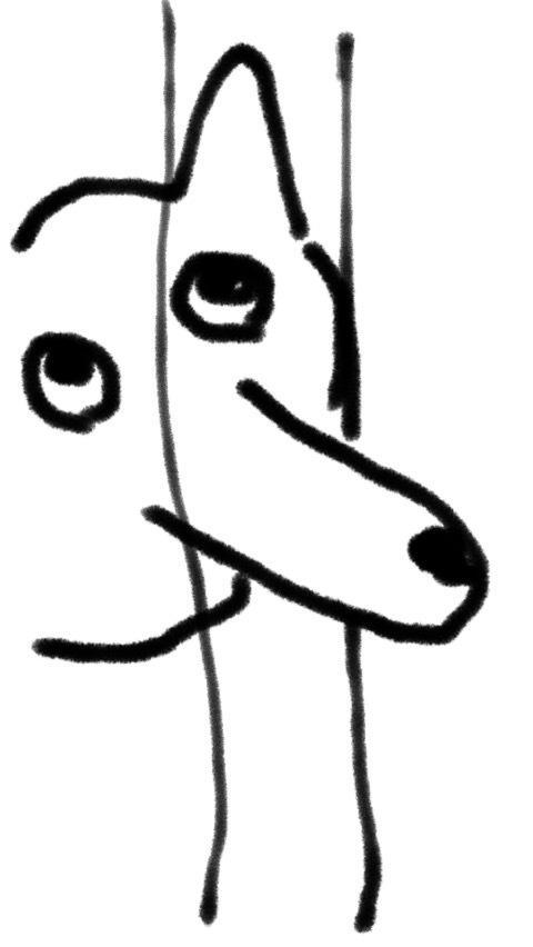 待受やロック画面に最適なゆるい絵を書きます スマートフォンのロック画面に最適な絵を提供します。