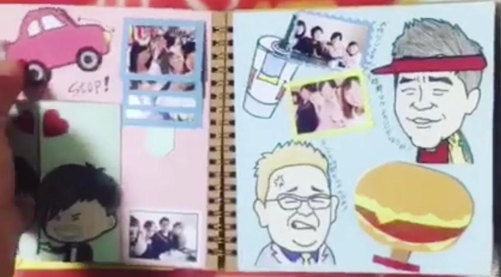手作りアルバム!!写真を貼る前まで制作します お友達、彼氏、家族、撮った写真をプレゼント☺︎♡