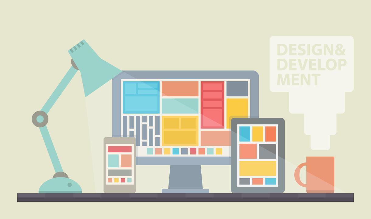 Webページのデザイン、お手伝いします 現役Webデザイナーです、精一杯がんばります!