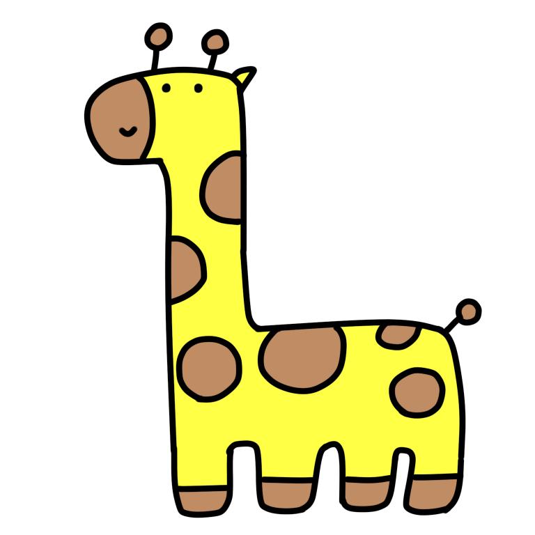 ゆるかわいい動物イラスト描きます みんなが癒されるような可愛い