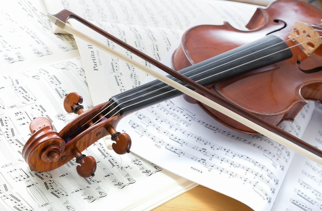 現役バイオリニストが生のヴァイオリンを録音します あなたの楽曲トラックにヴァイオリンを入れて曲を華やかに イメージ1