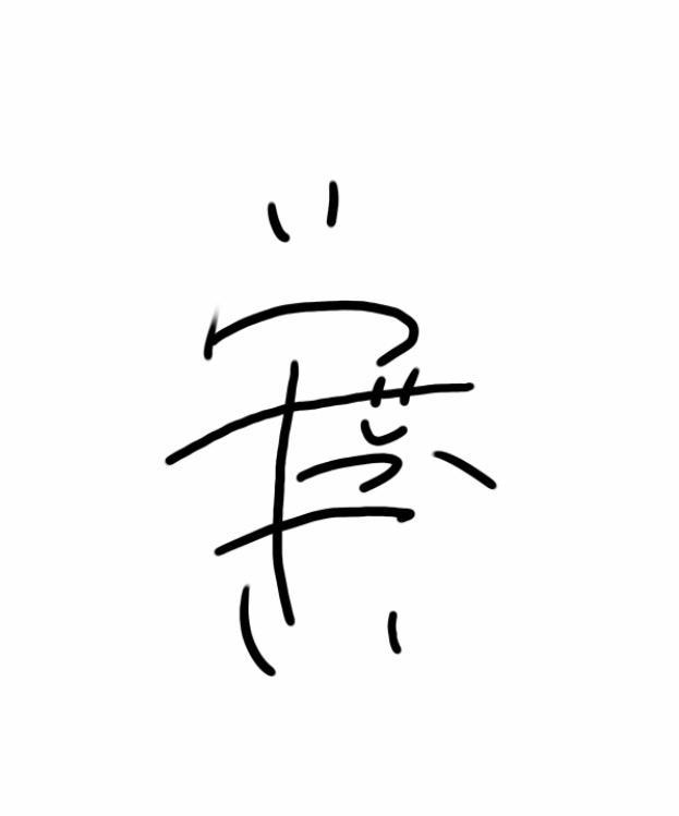 サイン考えます あなたやあなたのオリキャラのサインを考えます