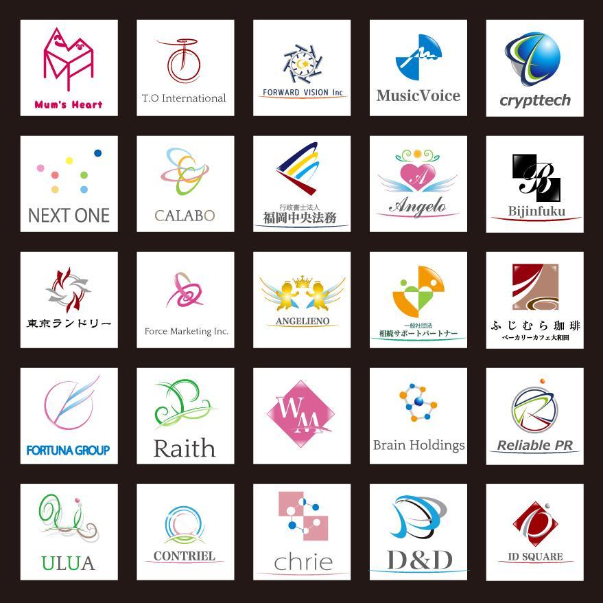 後払い制採用 デザインを見た後購入を決断できます ~何度も見たくなるロゴを製作する。~